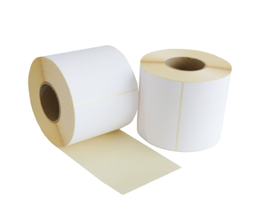 Sato P70011024880 Compatible Labels, 148mm x 210mm, 790 Labels, 76mm Core, White, Eco Permanent