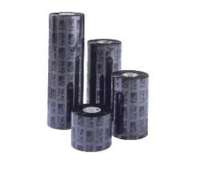 Thermal Ribbon, 2300, Wax , 76mm x 450m, Black (12 per box)
