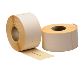 Intermec Duratran IIE Paper TT (I22045) Compatible, 61mm x 102mm, 1450 Labels, 76mm Core, White, Permanent