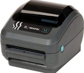 Zebra GK420D Direct Thermal Label Printer (GK42-202520-000)