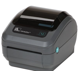 Zebra GK420D Direct Thermal Label Printer with Ethernet (GK42-202220-000)