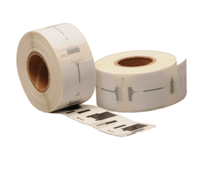 Dymo 11353 / S0722530 compatible labels, 25mm x 13mm, 1000 labels, white, removable