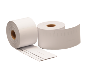 Dymo 99018 / S0722470 compatible labels, 190mm x 38mm, 110 labels, white, permanent
