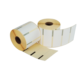 Star TSP700-800 compatible labels, 70mm x 30mm, 1000 labels, white, permanent